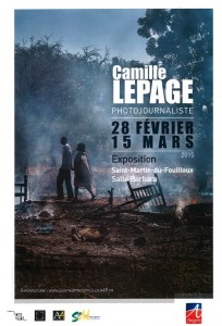 Exposition Camille LEPAGE